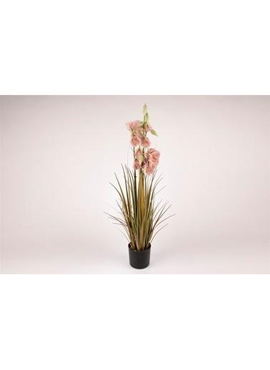 Mikasa Moor Pembe Yapay Prenses Çiçeği 85Cm Pembe